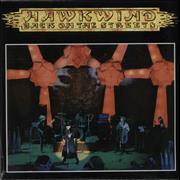 Click here for more info about 'Hawkwind - Back On The Streets - RSD15 - White Vinyl - Sealed'