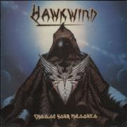 Click here for more info about 'Hawkwind - Choose Your Masques'