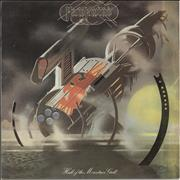 Click here for more info about 'Hawkwind - Hall Of The Mountain Grill - Matt + Inner - Yellow Label'