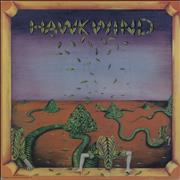 Click here for more info about 'Hawkwind - Hawkwind - 1st'