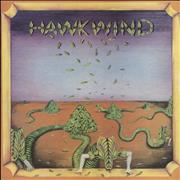 Click here for more info about 'Hawkwind - Hawkwind - 2nd - WOS'