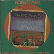 Click here for more info about 'Hawkwind - Autographed'