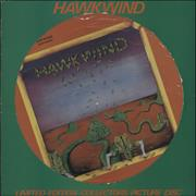 Click here for more info about 'Hawkwind - Hawkwind - EX'