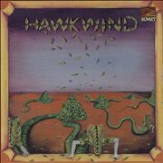 Click here for more info about 'Hawkwind - Hawkwind'