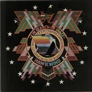 Click here for more info about 'Hawkwind - In Search Of Space - Contract Press - EX'