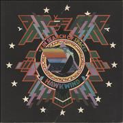 Click here for more info about 'Hawkwind - In Search Of Space - Contract Press - EX + Booklet'