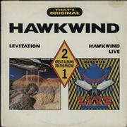 Click here for more info about 'Hawkwind - Levitation & Hawkwind Live'
