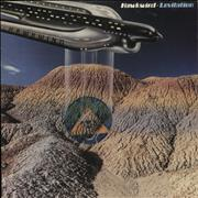 Click here for more info about 'Hawkwind - Levitation - Blue Vinyl'
