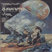 Click here for more info about 'Hawkwind - Monmore Rock - Autographed'