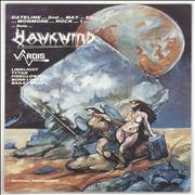 Click here for more info about 'Hawkwind - Monmore Rock'
