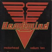 Click here for more info about 'Hawkwind - Motorhead + Insert'
