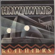 Click here for more info about 'Hawkwind - Roadhawks + Poster'