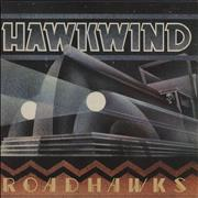 Click here for more info about 'Hawkwind - Roadhawks + Sticker'