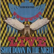 Click here for more info about 'Hawkwind - Shot Down In The Night'