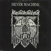 Click here for more info about 'Hawkwind - Silver Machine - 3rd - EX'