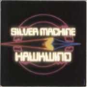 Click here for more info about 'Hawkwind - Silver Machine - EX'