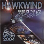 Click here for more info about 'Hawkwind - Spirit Of The Age - Spring 2004'