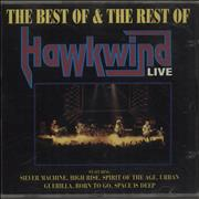 Click here for more info about 'Hawkwind - The Best Of & The Rest Of Hawkwind Live'