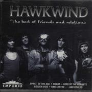 Click here for more info about 'Hawkwind - The Best Of Friends And Relations'