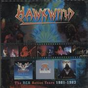 Click here for more info about 'Hawkwind - The RCA Active Years 1981-1982'