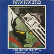 Click here for more info about 'Hawkwind - The Text Of Festival'