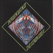Click here for more info about 'Hawkwind - The Xenon Codex - 180gm Red'
