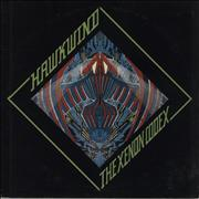 Click here for more info about 'Hawkwind - The Xenon Codex - Foldout - EX'