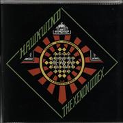 Click here for more info about 'Hawkwind - The Xenon Codex - Foldout picture sleeve'
