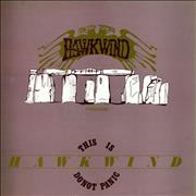 Click here for more info about 'Hawkwind - This Is Hawkwind, Do Not Panic - 1st'