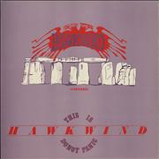 Click here for more info about 'Hawkwind - This Is Hawkwind, Do Not Panic - 2nd'