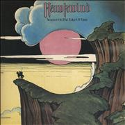 Click here for more info about 'Hawkwind - Warrior On The Edge Of Time - 1st - VG'
