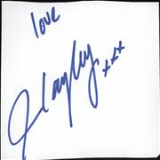 Click here for more info about 'Hayley Westenra - Autograph'