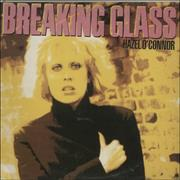 Click here for more info about 'Hazel O'Connor - Breaking Glass - Promo Stamped'
