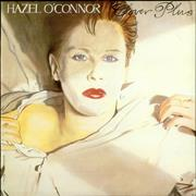 Click here for more info about 'Hazel O'Connor - Cover Plus + Stickers & Poster - EX'