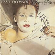 Click here for more info about 'Hazel O'Connor - Cover Plus - Autographed'
