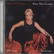 Click here for more info about 'Here She Comes - Autographed'