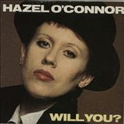 Click here for more info about 'Hazel O'Connor - Will You? + Sleeve'
