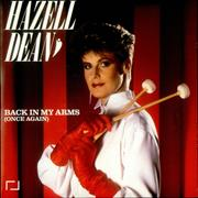 Click here for more info about 'Hazell Dean - Back In My Arms (Once Again)'