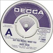 Click here for more info about 'Hazell Dean - Got You Where I Want You'