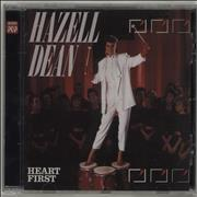 Click here for more info about 'Hazell Dean - Heart First + Bonus tracks'