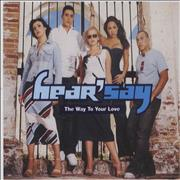Click here for more info about 'Hear'say - The Way To Your Love'