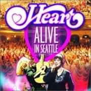 Click here for more info about 'Heart - Alive In Seattle'
