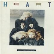 Click here for more info about 'Heart - Bad Animals Tour 1988 + stub'