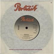 "Heart Barracuda UK 7"" vinyl"