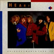 Click here for more info about 'Heart - Brigade World Tour '90'