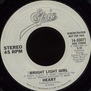 Click here for more info about 'Heart - Bright Light Girl'
