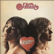 Click here for more info about 'Heart - Dreamboat Annie - EX'