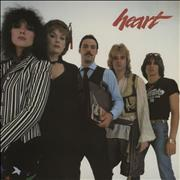 Click here for more info about 'Heart - Greatest Hits/Live'