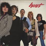 Click here for more info about 'Heart - Heart'