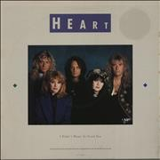 Click here for more info about 'Heart - I Didn't Want To Need You'